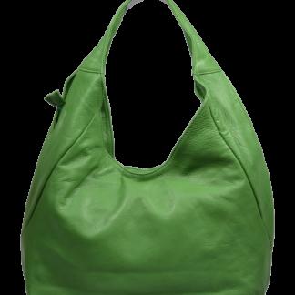 Kožená kabelka Tita Verde 2