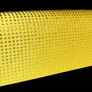 Žluté plesové psaníčko MQ11433 Yellow