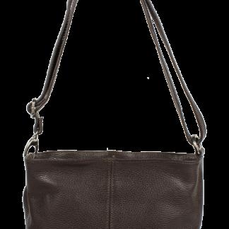 Kožená kabelka Batilda Cafe