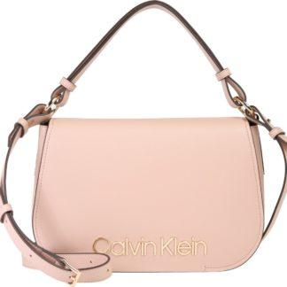 Calvin Klein Kabelka 'Dressed Up Satchel' tělová