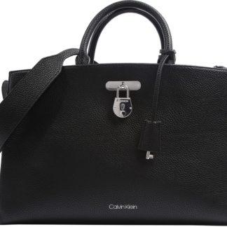 Calvin Klein Kabelka 'DRESSED BUSINESS' černá